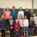 Das Schulparlament im Schuljahr 2017/18